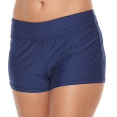 Women's N Solid Jump Start Thigh Minimizer Swim Shorts