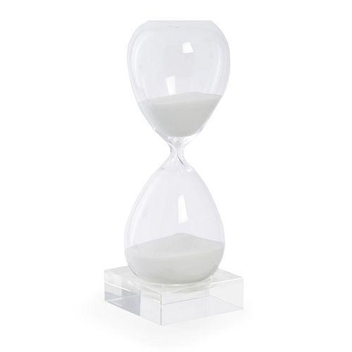 Bey-Berk 60-Minute Crystal Sand Timer