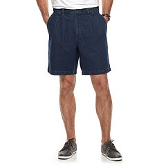 Croft & Barrow® Classic-Fit Flex Waist Denim Shorts