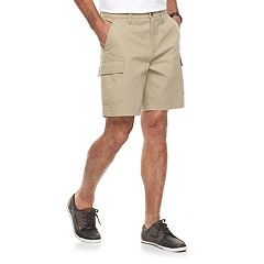 Croft & Barrow® Classic-Fit Flex Waist Cargo Shorts