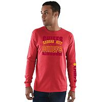 Men's Majestic Kansas City Chiefs Primary Tee
