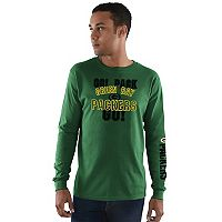 Men's Majestic Green Bay Packers Primary Tee
