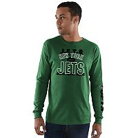 Men's Majestic New York Jets Primary Tee