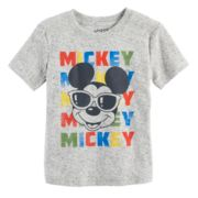 Disney's Mickey Mouse Baby Boy Heathered Tee by Jumping Beans®