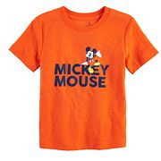Disney's Mickey Mouse Toddler Boy Slubbed Tee by Jumping Beans®
