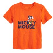 Disney's Mickey Mouse Baby Boy Slubbed Tee by Jumping Beans®