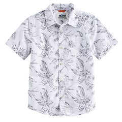 Boys 8-20 & Husky Urban Pipeline® Printed MaxWear Button-Down Shirt