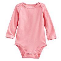 Baby Girl Jumping Beans® Slubbed Bodysuit
