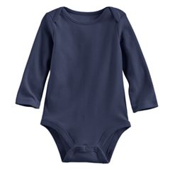 Baby Girl Jumping Beans® Slubbed Bodysuit