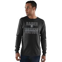 Men's Majestic Oakland Raiders Primary Tee