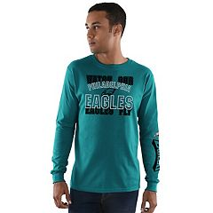 Men's Majestic Philadelphia Eagles Primary Tee