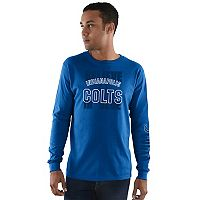 Men's Majestic Indianapolis Colts Primary Tee