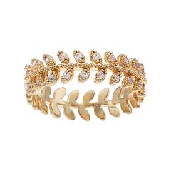LC Lauren Conrad Branch Ring