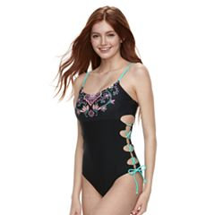 Seaside Beauty One-Piece Swimsuit