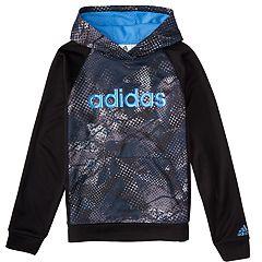 Boys 4-7x  adidas Digi Fusion Pullover Hoodie