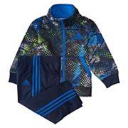 Boys 4-7x  adidas Digi Fusion Mock Neck Track Jacket & Pants Set