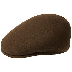 Men's Kangol 504 Wool Flat Ivy Cap