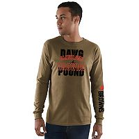 Men's Majestic Cleveland Browns Primary Tee