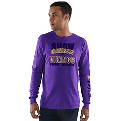 Men's Majestic Minnesota Vikings Primary Tee