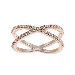 LC Lauren Conrad X Midi Ring