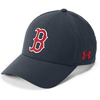 Men's Under Armour Boston Red Sox Driving Adjustable Cap