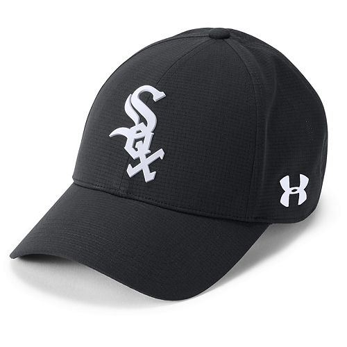 Adult Under Armour Chicago White Sox Driver Adjustable Cap