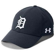 9eb9d09fcc4 Men s Under Armour Detroit Tigers Driving Adjustable Cap