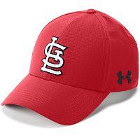 Men's Under Armour St. Louis Cardinals Driving Adjustable Cap