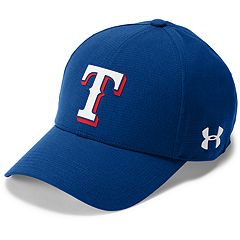 Men's Under Armour Texas Rangers Driving Adjustable Cap