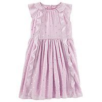 Girls 4-12 OshKosh B'gosh® Chiffon Waterfall Dress