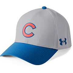 Men's Under Armour Chicago Cubs Driving Adjustable Cap