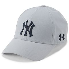bb97631b5fc Men s Under Armour New York Yankees Driving Adjustable Cap