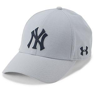 c06453943f123 Men s Under Armour New York Yankees Armour Twist Adjustable Cap