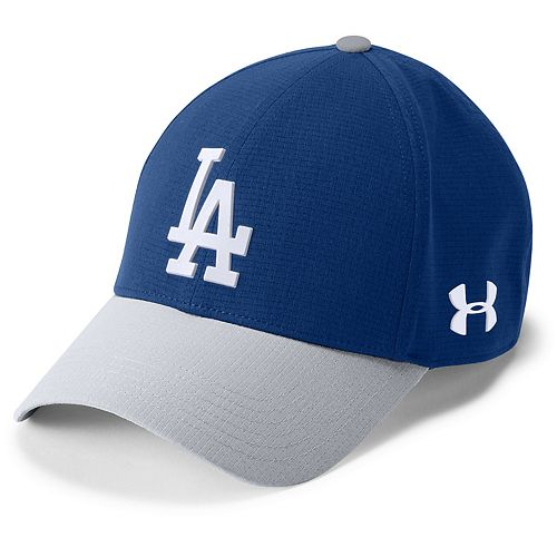 Adult Under Armour Los Angeles Dodgers Driver Adjustable Cap