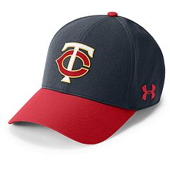 Men's Under Armour Minnesota Twins Driver Cap