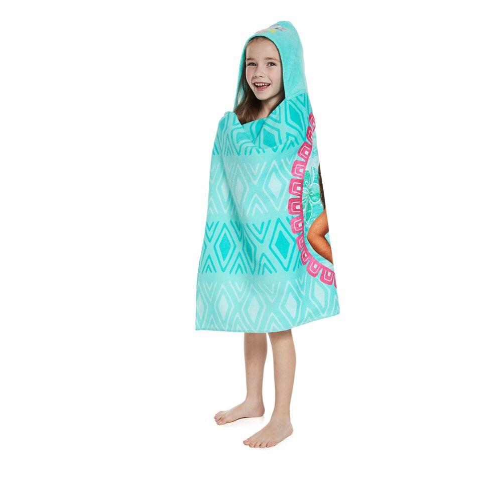 Disney's Moana Tribal Hooded Towel
