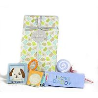 3 Stories Trading Co. 9 pc Sweetie Birdies Deluxe Baby Gift Set