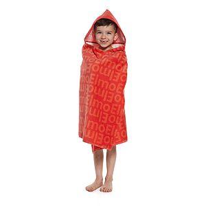 Sesame Street Hip Sesame Elmo Hooded Towel by PBS Kids