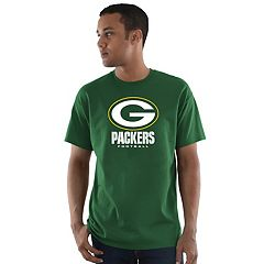 Men's Majestic Green Bay Packers Critical Victory Tee