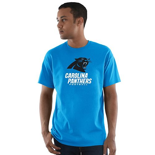 Men's Majestic Carolina Panthers Critical Victory Tee