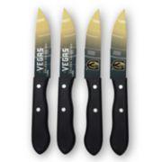Vegas Golden Knights 4-Piece Steak Knife Set
