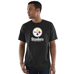 Men's Majestic Pittsburgh Steelers Critical Victory Tee