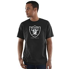 Men's Majestic Oakland Raiders Critical Victory Tee