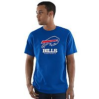 Men's Majestic Buffalo Bills Critical Victory Tee