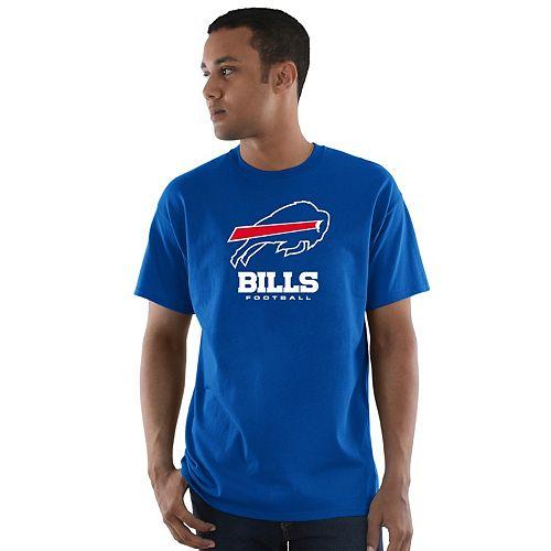 Men's Majestic Buffalo Bills Critical Victory Tee