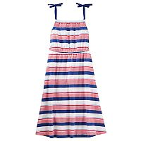 Girls 4-12 OshKosh B'gosh® Striped Maxi Dress