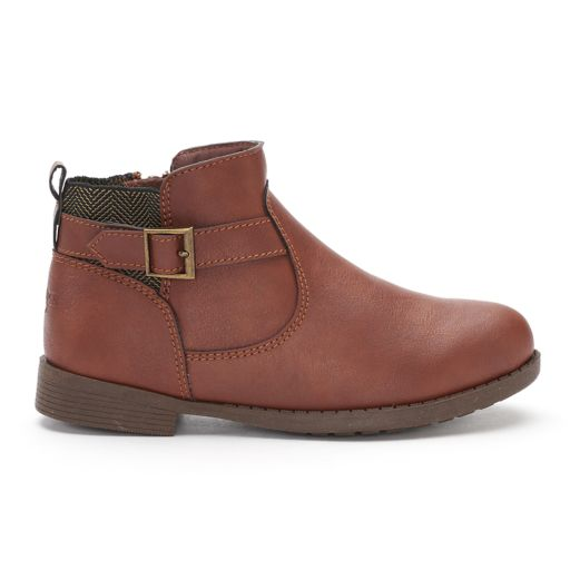 OshKosh B'gosh® Arabella Toddler Girls' Ankle Boots