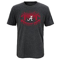 Boys 4-7 Alabama Crimson Tide Satellite Football Tee