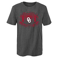 Boys 4-7 Oklahoma Sooners Satellite Football Tee