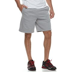 Men's Tek Gear® Ultra-Soft Fleece Shorts